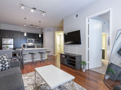 Photo for LUXURIOUS - KING BED - MED CENTER FULLY EQUIPPED CONDO