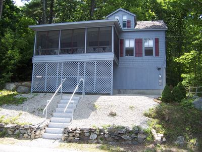Photo for Cozy Cottage on Lake Winnipesaukee in Alton Bay New Hampshire