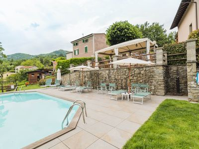 Photo for 2BR Apartment Vacation Rental in Le Piastre, Toscana