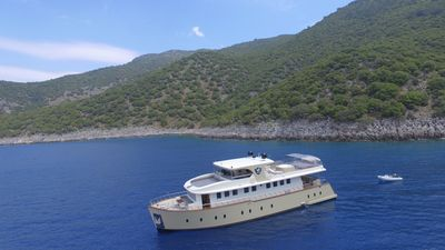 Photo for 10pax capacity Luxury  Yacht for Rent in Göcek, Fethiye | www.yachttogo.com