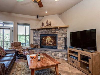 Photo for Adobe Mountain Views, 4 Bedrooms, Sleeps 10, Jetted Tub, Hot Tub, Fireplace