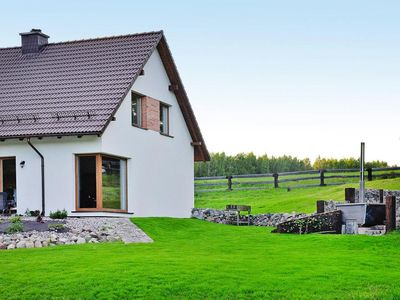 Photo for holiday home, Dabie  in Kaschubische Seenplatte - 8 persons, 3 bedrooms