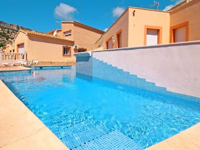 Photo for 3 bedroom Apartment, sleeps 7 in Calpe with Air Con and WiFi