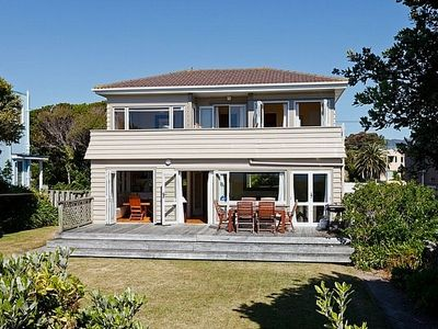 Photo for Turn of the Tides - Paraparaumu Beach Holiday Home