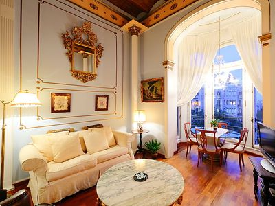 Photo for 2 bedroom Apartment, sleeps 5 in Barcelona with Air Con and WiFi