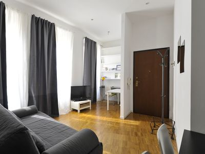 Photo for Charming 1bdr apt in Bologna