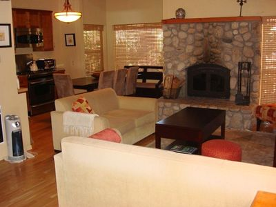 Photo for 4 minute Walk to Canyon Lodge from Luxury Remodeled Ski Condo at Chamonix #83