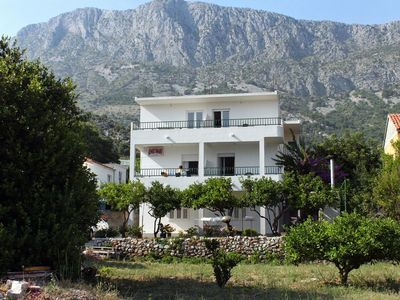 Photo for Apartment in Drvenik Donja vala (Makarska), capacity 2+2