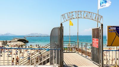 Photo for Superb apartment Marseille ideal location beach, Old Port and center