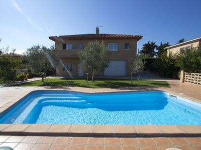 Photo for Catalunya Casas: Villa in Sils for 11 guests & just a short drive to Costa Brava