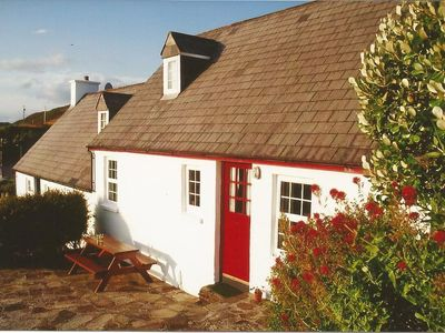 Photo for Idyllic cottage on the Atlantic coast in the south west of Ireland