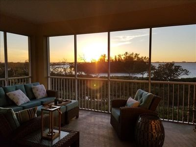 Photo for ***SALE*** BUY 4 NIGHTS, GET 1 FREE. LUXURY 3/3 CONDO ON THE ANNA MARIA SOUND. VALID THROUGH 12/15/19. DON'T MISS THIS 5 NIGHT SPECIAL AT ONE PARTICULAR HARBOUR. Excludes any holiday window. Offer valid for reservations prior to 12/15 arrival.