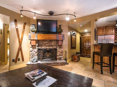 Photo for *FREE SKI RENTAL* 2 Min Walk to Lifts! Fully Renovated - 2 Master Suites, Netflix, XBox & Fireplace