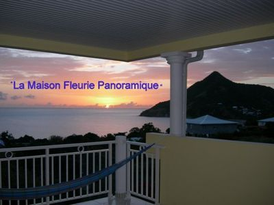 Photo for '' The Panoramic and Fleurie Residence, IMPRENABLE View, CLIM, WIF