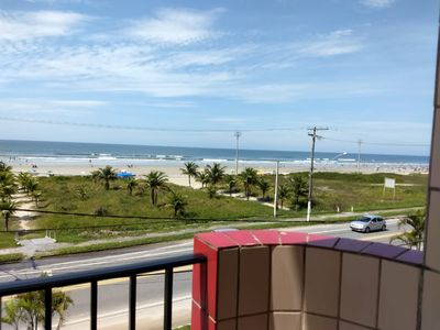 Photo for APARTMENT WITH SEA VIEW. 2 BEDROOMS. BORACEIA BEACH