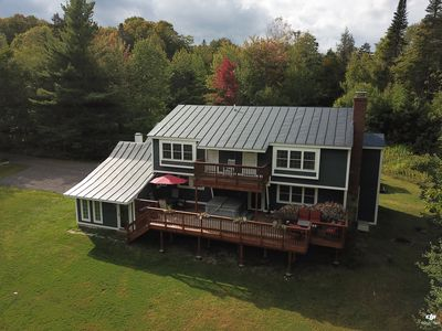Photo for Spacious Killington chalet in a great central location