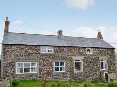 Photo for 3 bedroom accommodation in Craster