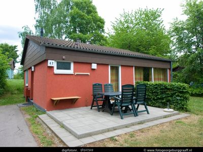 Photo for Luxury 4-person bungalow in the holiday park Landal Warsberg - in the mountains/rolling countryside