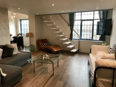 Photo for Stylish Newcastle Quayside Penthouse With View