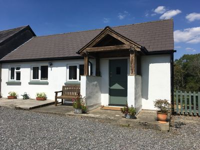 Photo for 1BR Cottage Vacation Rental in Brechfa