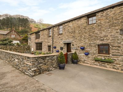 Photo for THE STUDIO MALT KILN COTTAGES, pet friendly in Grizebeck, Ref 998083