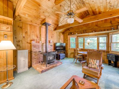 Photo for 2BR House Vacation Rental in Brant Lake, New York