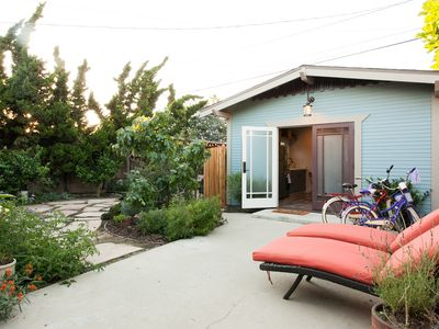 Photo for Garden Studio Cottage With Your Own Patio