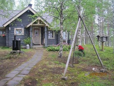 Photo for Vacation home Virsuniemi in Suomussalmi - 6 persons, 1 bedrooms