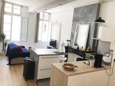 Photo for ❤️ Beautiful 2 rooms ★ Full center ★ Tram 1 min