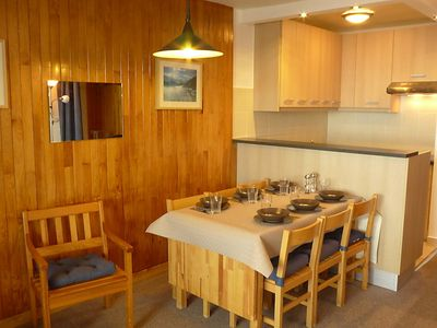 Photo for One bedroom Apartment, sleeps 6 in Tignes with WiFi