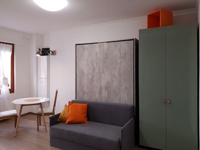 Photo for Comfortable apartment close to Bocconi and Navigli