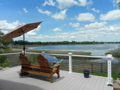 Photo for 3 BR, 3.5 BA luxury Home sleeps 7 GreatViews, Wildlife. Academic Rental Possible