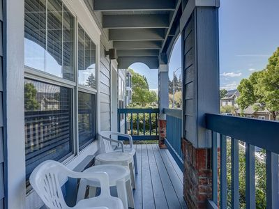 Photo for ALLEY'S 22 - Just Steps From Downtown, Gorgeous Landscape Views, A/C