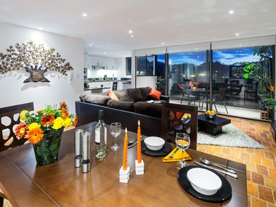Photo for Ultra Modern Luxury Condo in Colonial Cuenca