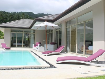 Photo for VILLA SAONA KOH SAMUI PRIVATE SWIMMING POOL CLOSE BEACH