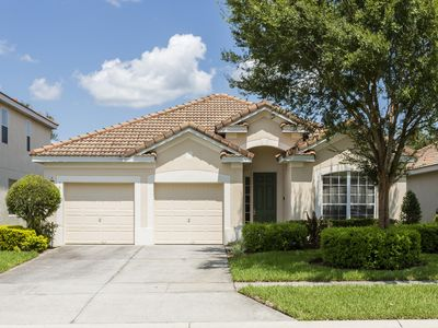 Photo for Windsor Breeze |  Pool home with Themed and Games rooms Only 2 miles to Disney!