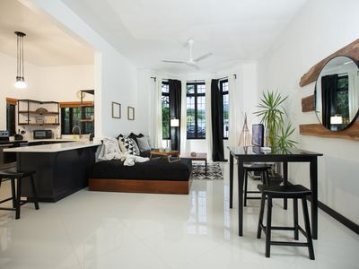 Photo for Spacious Central Studio Apt. in Kingston. Close to Bob Marley Museum & more!