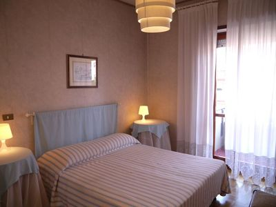 Photo for Alice Terrace 130 sq mt, extremely spacious and comfortable, 300 sq mt fro Vatican Museum, terrace