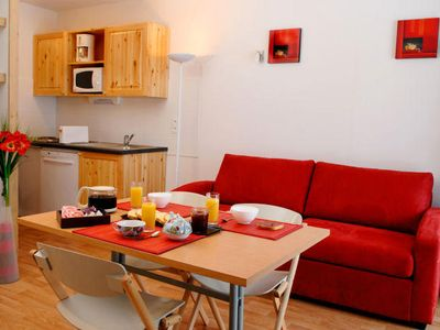 Photo for Residence Les Chalets de Florence *** - 2 Rooms Mountain Corner 8 People
