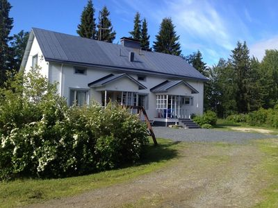 Photo for Villa Raatteenranta - Easy access to downhill skiing