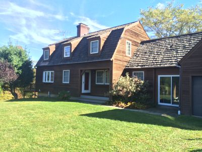 Photo for Secluded Family-friendly Home On 7 Acres Near Ny/ma Border