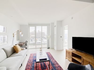Photo for Charming 1BR in Hell's Kitchen by Sonder