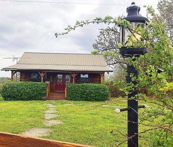 Welcome to Victory Ranch cabin