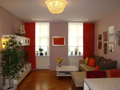 Photo for Apartment / app. for 5 guests with 99m² in Vienna (71553)