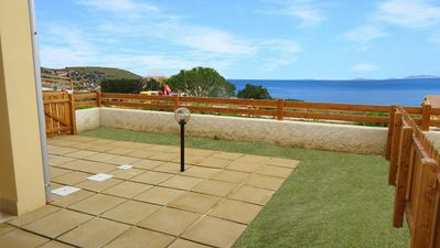 Photo for 1BR Apartment Vacation Rental in Isola Rossa, Olbia-Tempio