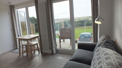 Photo for 1BR Apartment Vacation Rental in Goonhavern, England