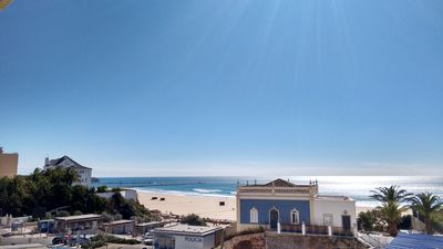 Photo for Pisces - 50m from the Beach. 2 bedrooms, 2 WC, AC, WiFi, Sea View, Park