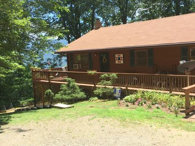 Photo for Smoky Mountain Cabin, Waynesville, Western NC