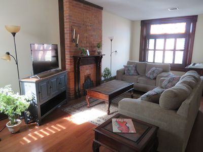 Photo for Spacious, charming home in historic Shipoke