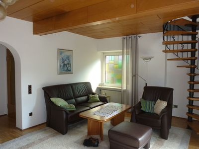 Photo for Top location, high quality, sunny Maisonettw. , Garden, free wifi